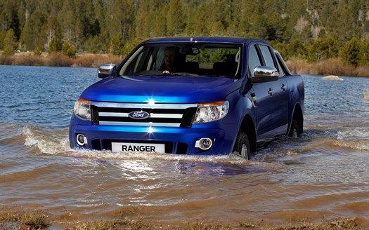 Ford Ranger XLT from KJAER & KJAER - Where Tough meets performance