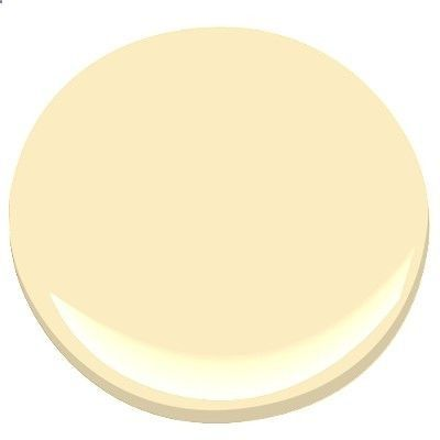 Benjamin Moore Butter Milk: perfect, subtle, soft yellow, nice in a north facing room (would be nice in my kitchen)