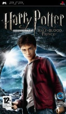 Free Download Softwares and Games: Harry Potter and the Half-Blood Prince PSP