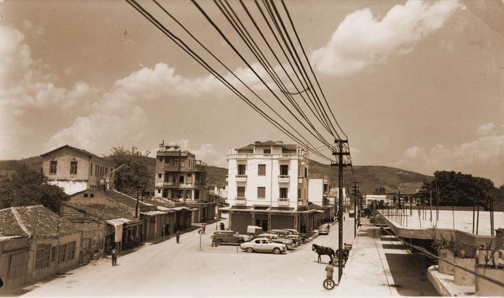 1955, Edessa Macedonia Hellas