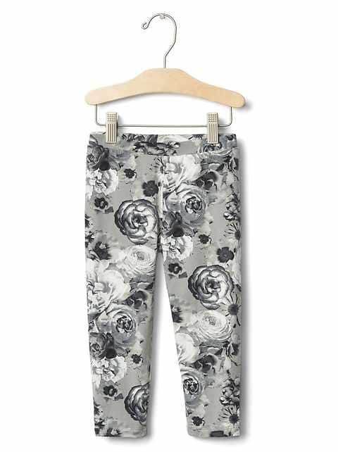 Toddler Girls' Pants: cotton pants, corduroy pants, leggings, knit pants at babyGap | Gap