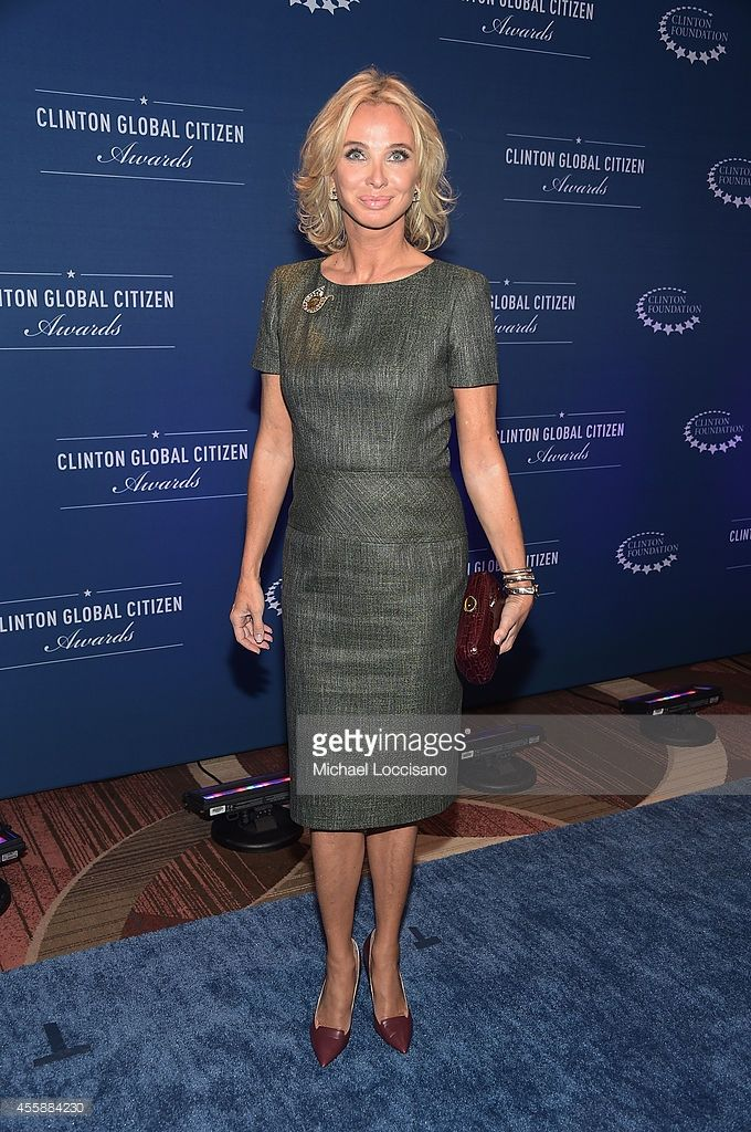 Corinna zu Sayn-Wittgenstein attends 8th Annual Clinton Global Citizen Awards at Sheraton Times Square on September 21, 2014 in New York City.