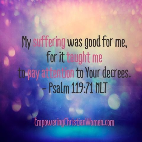 Image result for psalm 119: 71
