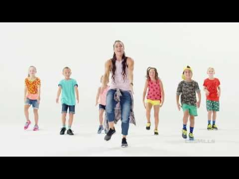 The Robot Dance | Free Dance Class | 6 - 7 years - YouTube
