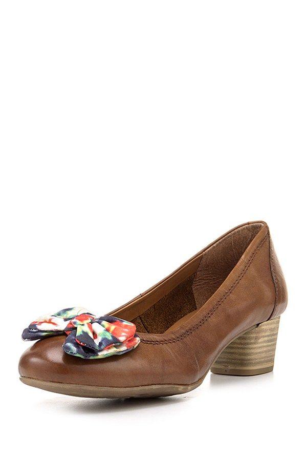 Pantofi,+maro