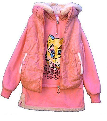 美国子供服 狐トレーナーベストセット  並行輸入品 (140cm, ピンク) 美国子供服 http://www.amazon.co.jp/dp/B00MWGECHC/ref=cm_sw_r_pi_dp_coqYub1ZXT315