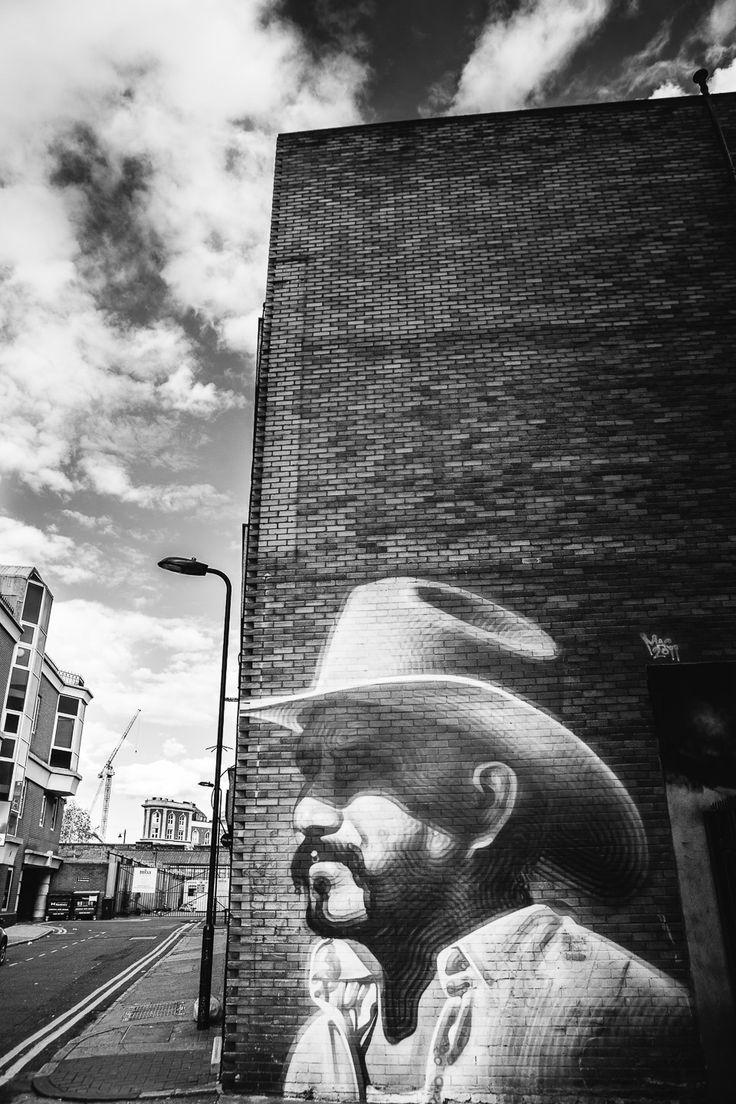 Grafitti, London