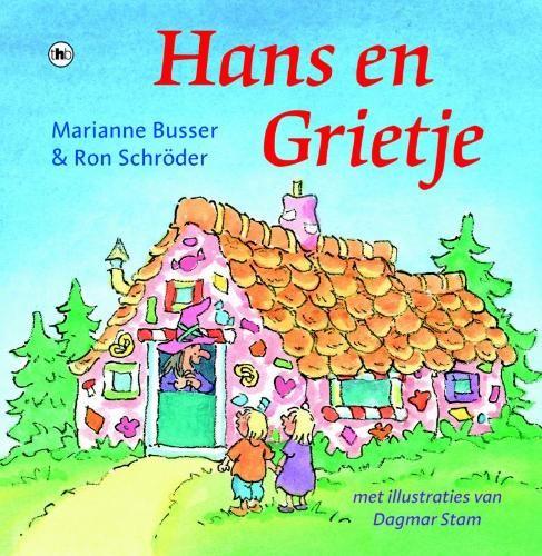Hans en Grietje - Marianne Busser & Ron Schröder