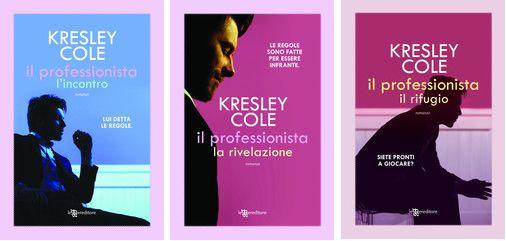 Leggereditore Sognando tra le Righe: IL PROFESSIONISTA     Kresley Cole    Recensione