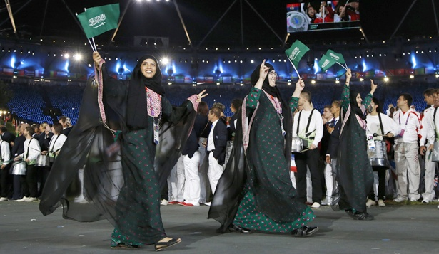 The First Female, Saudi Arabian Olympians in History