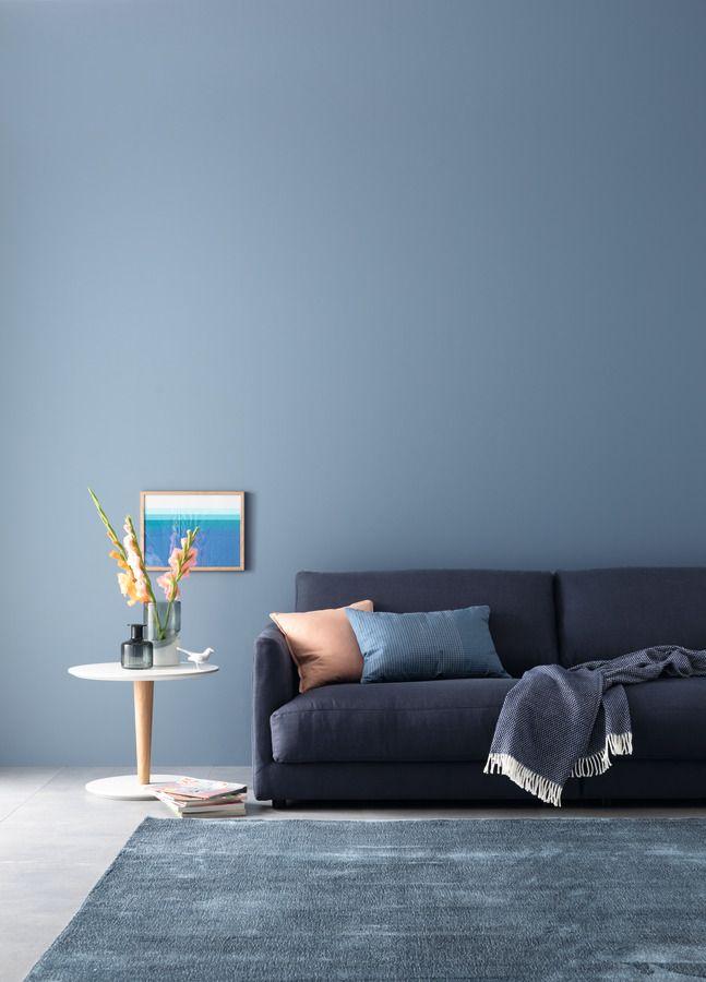 Inspirierendes Horizontblau Schoner Wohnen Farbe Schoner Wohnen Farbe Schoner Wohnen Wandfarbe Schoner Wohnen