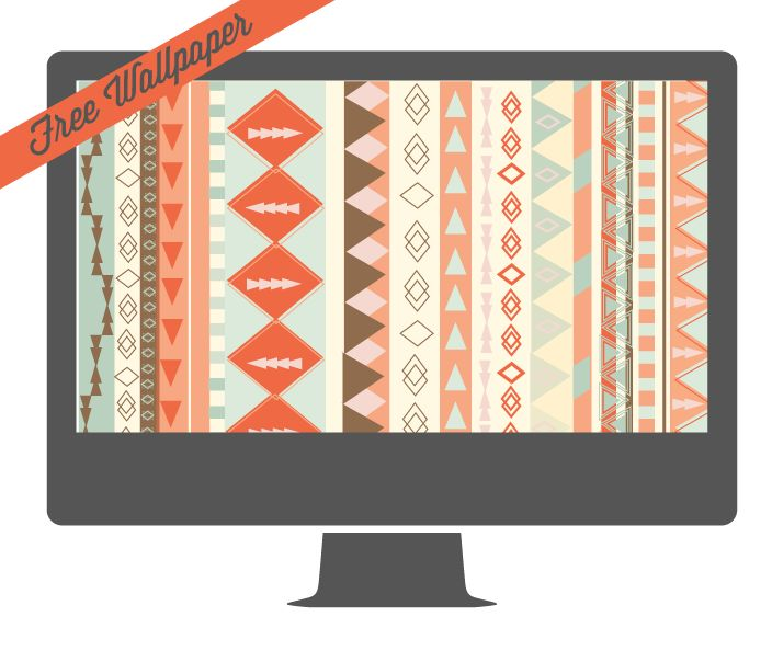 tribal print desktop wallpaper desktop wallpapers