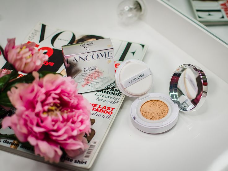 Lancome Miracle Cushion foundation {review}