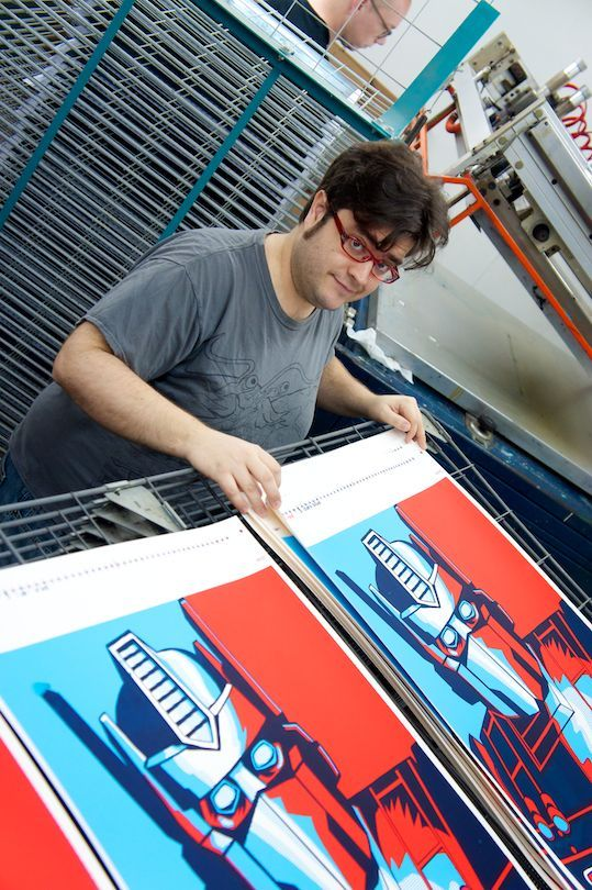 The Craft of Print: Step by Step Through an Art Print Process