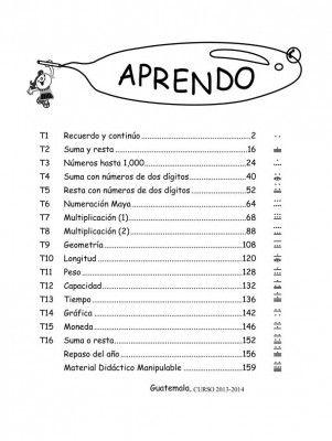 Spanish math problems - Libros de matematicas segundo o segundo ...