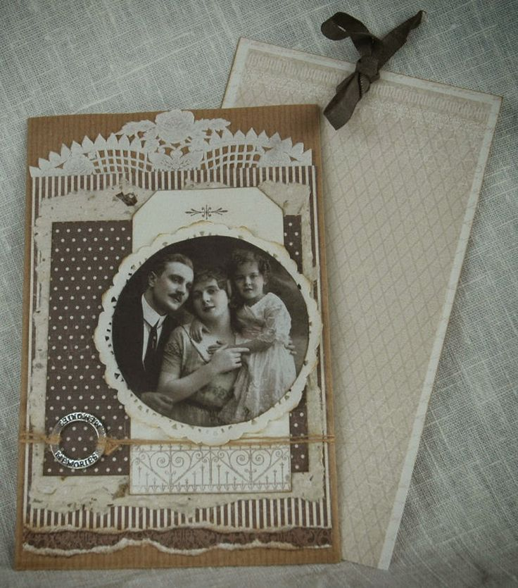 Påskort med papper från Pion designs kollektioner 'A Day In May' och 'Vintage Garden'