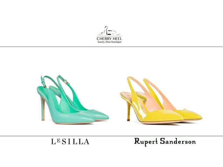 Get the #spring look now and enjoy Free Worldwide Shipping!  Shop these #beautiful shoes from #LeSilla and #RupertSanderson in our #luxury #shoe boutique #CherryHeel #Barcelona and online at www.cherryheel.com  #shoes #iloveshoes #shoppingbarcelona #madeinitaly #style #woman #fashion #italianfashion #italianstyle #bestshop #bestshoes #shoponline #musthaves #justforyou