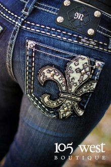 Miss Me skinny jeans available at 105 West Boutique, Abbeville, SC.  (864) 366-WEST.  #missmejeans