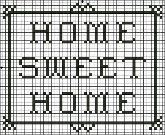 Free Small Saying Cross Stitch Patterns