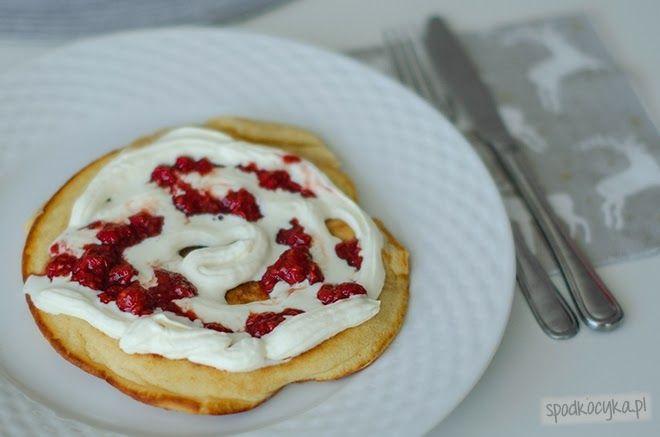 Amerykańskie pancakes wg Magdy Gessler | Blog Spod kocyka