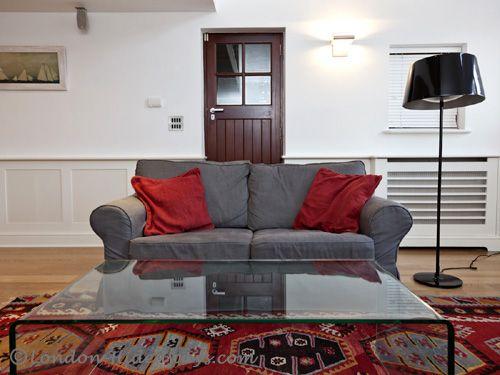 Furnished  Sofa