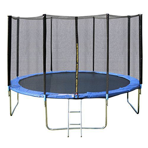 New 14ft Trampoline Combo Bounce Jump Safety Enclosure Net: 1000+ Ideas About Trampoline Safety Net On Pinterest