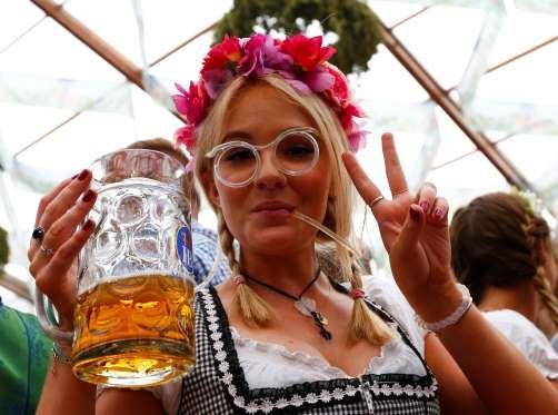 Prost! Oktoberfest 2015 in pics