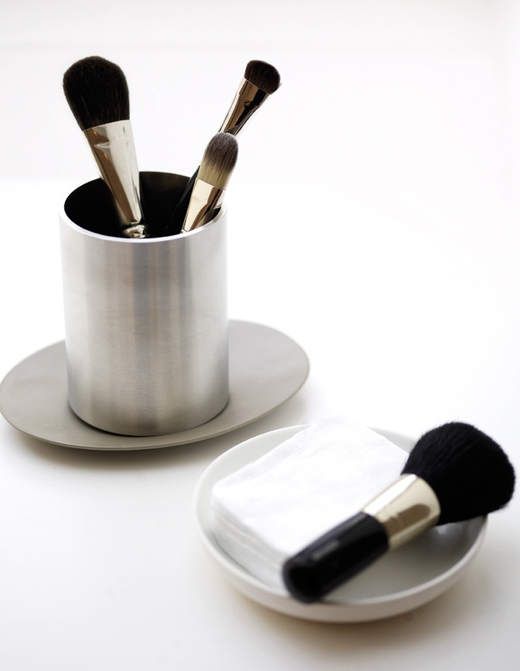 Bathware - Piet Boon by FORMANI - Toothbrush holder free standing stainless steel