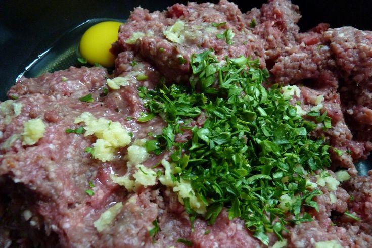 """Cómo preparar el Asado molido del sur o """"Asado alemán"""" - cookcina"""