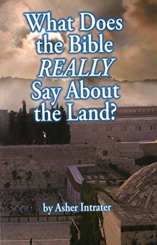 """What Does the Bible Really Say about The Land?:   Was the """"disengagement"""" from Gaza of God or not?br /Is Israel's presence in the land today """"occupation"""" or """"settlement""""?br /Why were the Jewish people sent into """"exile"""" for 2,000 years?br /What does the Bible have to say about """"anti-semitism""""?br /Is there a biblical basis for modern """"Zionism""""?br /Will the current conflict in the Middle East lead to a """"global war""""?br /br /This book is a brief attempt to answer these questions through an ..."""