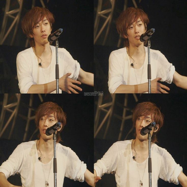 Look at his face. He is so adorable... Ike-sama, please be mine T^T