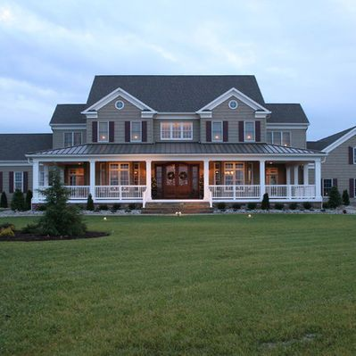 Perfect Dream House Yard And Front Porch Traditional Farm Plans Design Pictures Remodel Decor Ideas