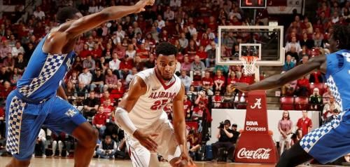 Alabama forward Braxton Key withdrew from the NBA draft and will return for his sophomore season, the school announced Tuesday.