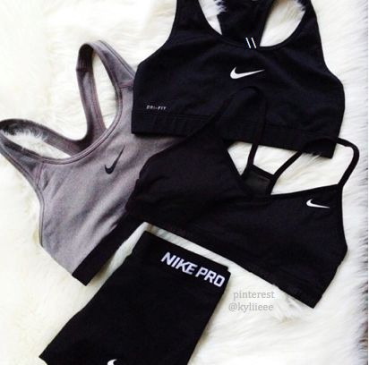 In love with everything nike