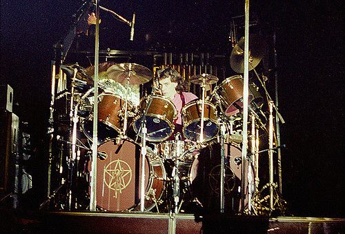 Neil Peart | Rush - March 27, 1980 - Memorial Arena. Victori… | Flickr