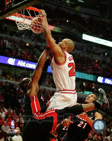 Chicago Bulls - Taj Gibson Photo