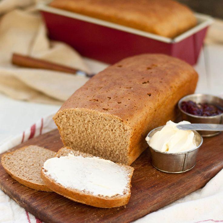 En enkel, god och klassisk Blidölimpa passar perfekt som frukostbröd.