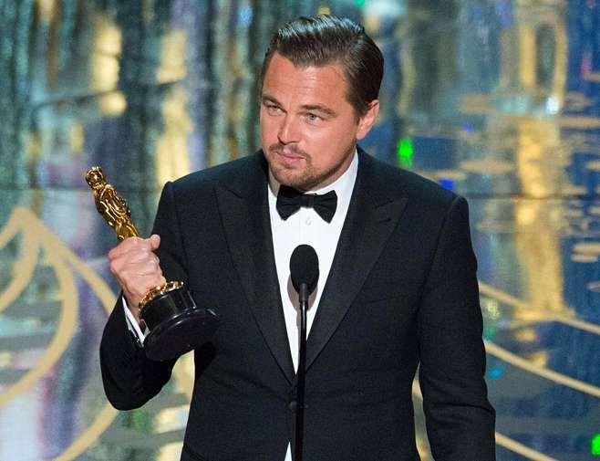 Leonardo DiCaprio 2016