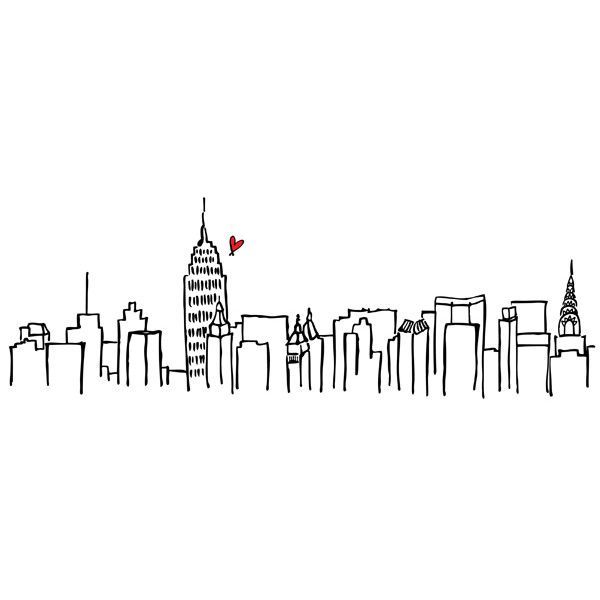 if you love new york city i have a question for you (and a little... ❤ liked on Polyvore featuring fillers, backgrounds, drawings, doodles, decorations, text, quotes, effects, embellishments and details