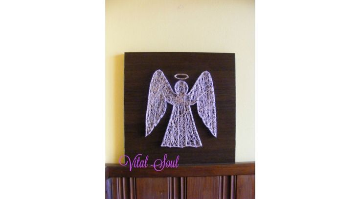 Angyal falikép - Ajándék - Vital Soul Webshop | Kristályok Világa