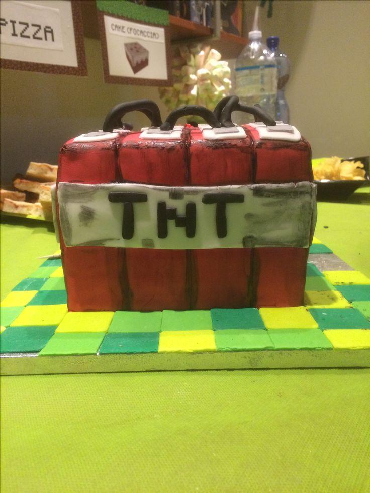 Torta esplosiva!!!!