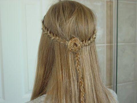 ▶ 3 Back to school hairdo's  Owlbeteen - YouTube