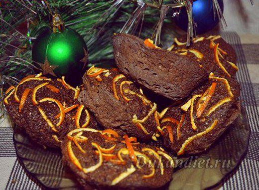 Рождественские кексы   Диета Дюкана