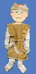Good Samaritan craft dress the boy