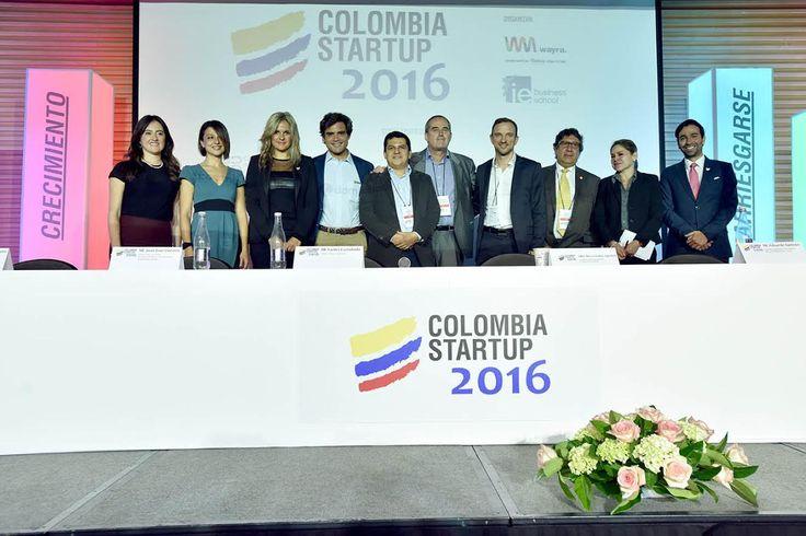 Más de 1500 asistentes y 400 reuniones entre inversionistas y emprendedores en Colombia ... COMUNICADOS.CO (Comunicado de prensa) Colombia Startup, el mayor foro de emprendimiento e inversión del país, contó con más ... Más de 400 reuniones entre los inversionistas y emprendedores ... el Gerente General de Pernod Ricard para Colombia y Venezuela, Pierre ...