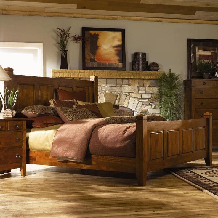 Urban Craftsmen King Panel Bed By Klaussner   EFO Furniture Outlet    Headboard Footboard Pennsylvania Furniture Stores Dunmore, Scranton, Wilkes  Barre, ...
