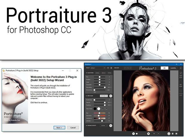 Imagenomic Portraiture 3 Photoshop Plugin Free Download