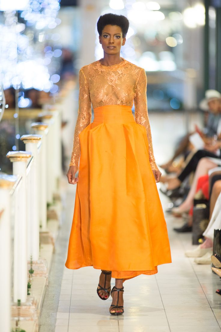 David Tlale - Feminine Allure - Spring / Summer 2015 Collection