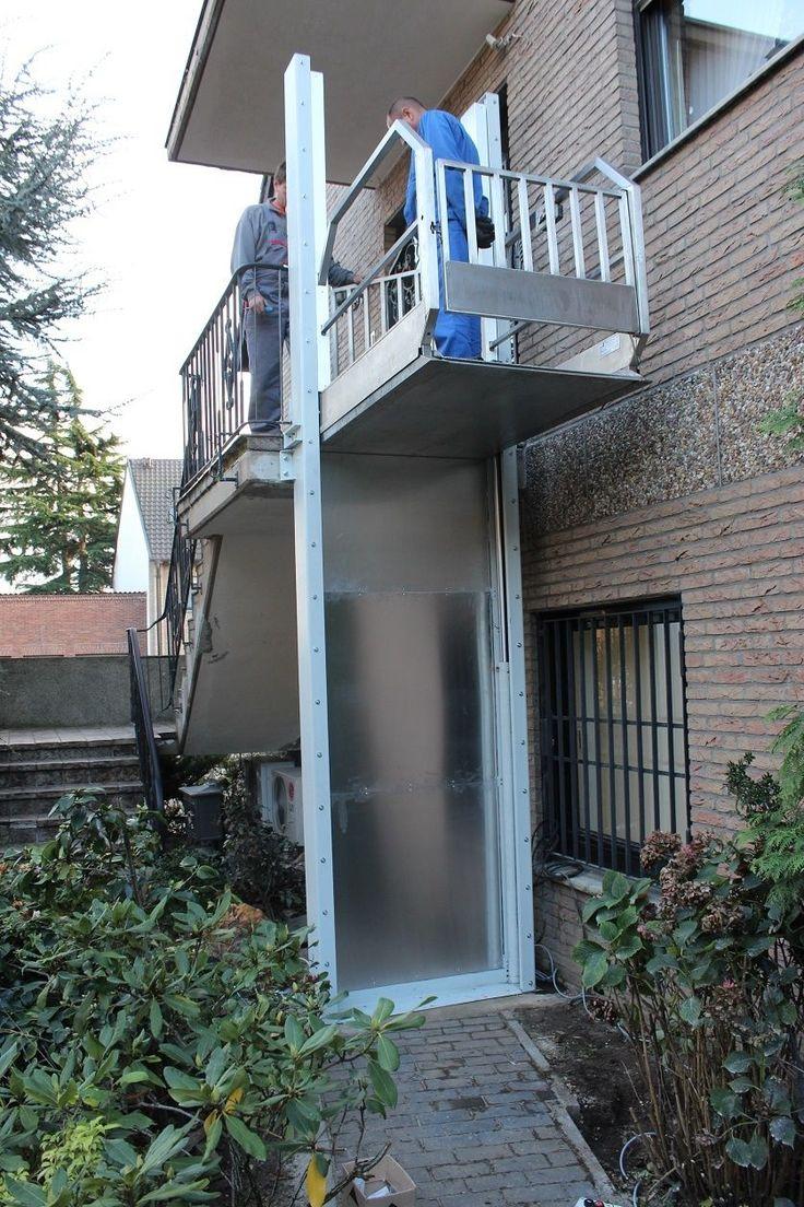 Fahrstuhl Bis 200cm Rollstuhl Lift HebebÜhne Plattformlift