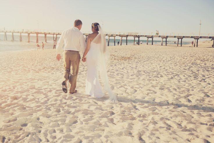 Wedding, Adelaide, Michelle Harkness, Henley Beach
